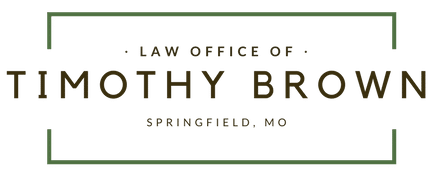 Law Office of Timothy R. Brown