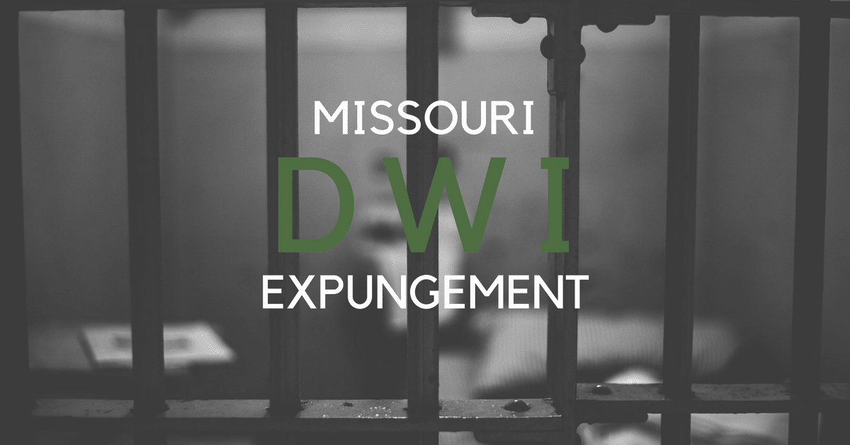 Missouri DWI Expungement | Law Office of Timothy R  Brown